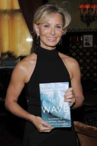 Susan Casay tenant son best seller the wave