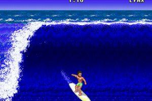 capture d'écran du jeu california games