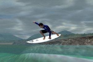 capture d'écran du jeu sunny garcias surfing